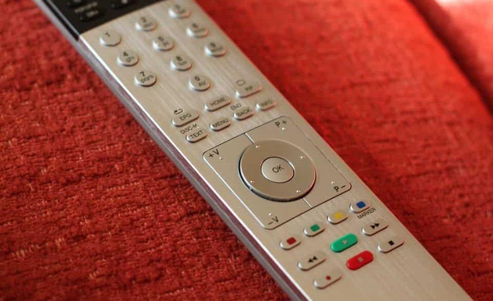 Smart TV távirányító