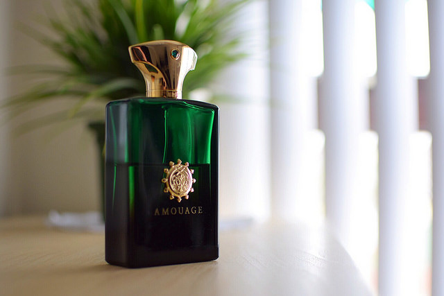 Csábító férfi parfüm