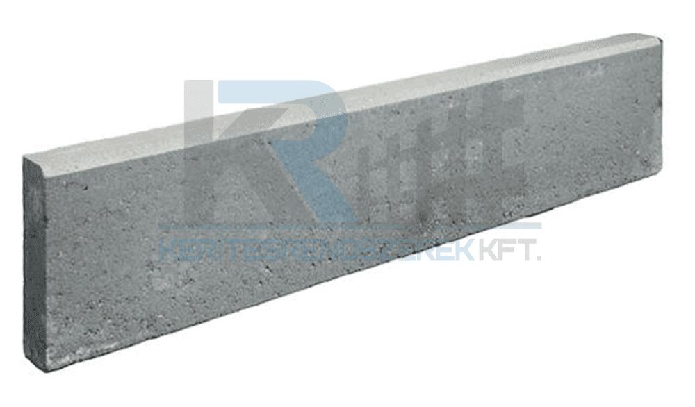 beton lábazati elem